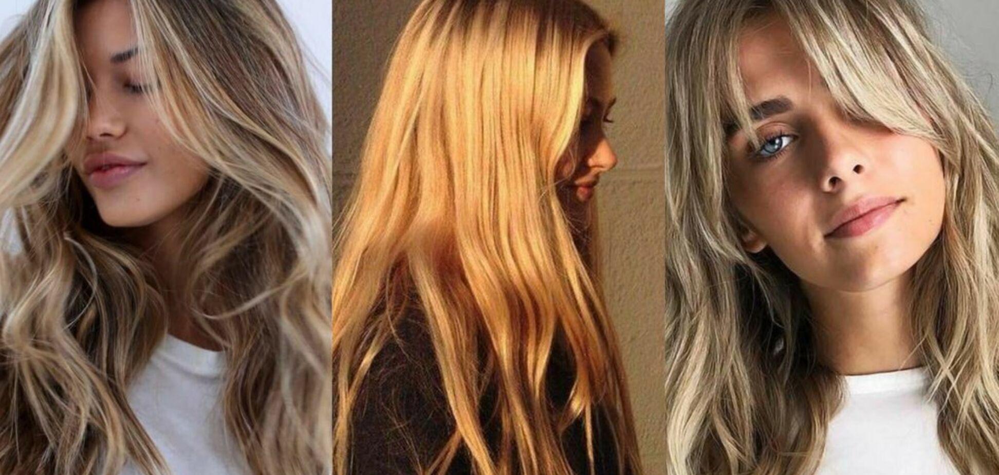 Уход за волосами летом: главные средства