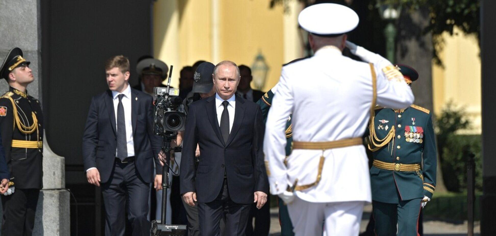 Режим Путина стремительно катится к гибели