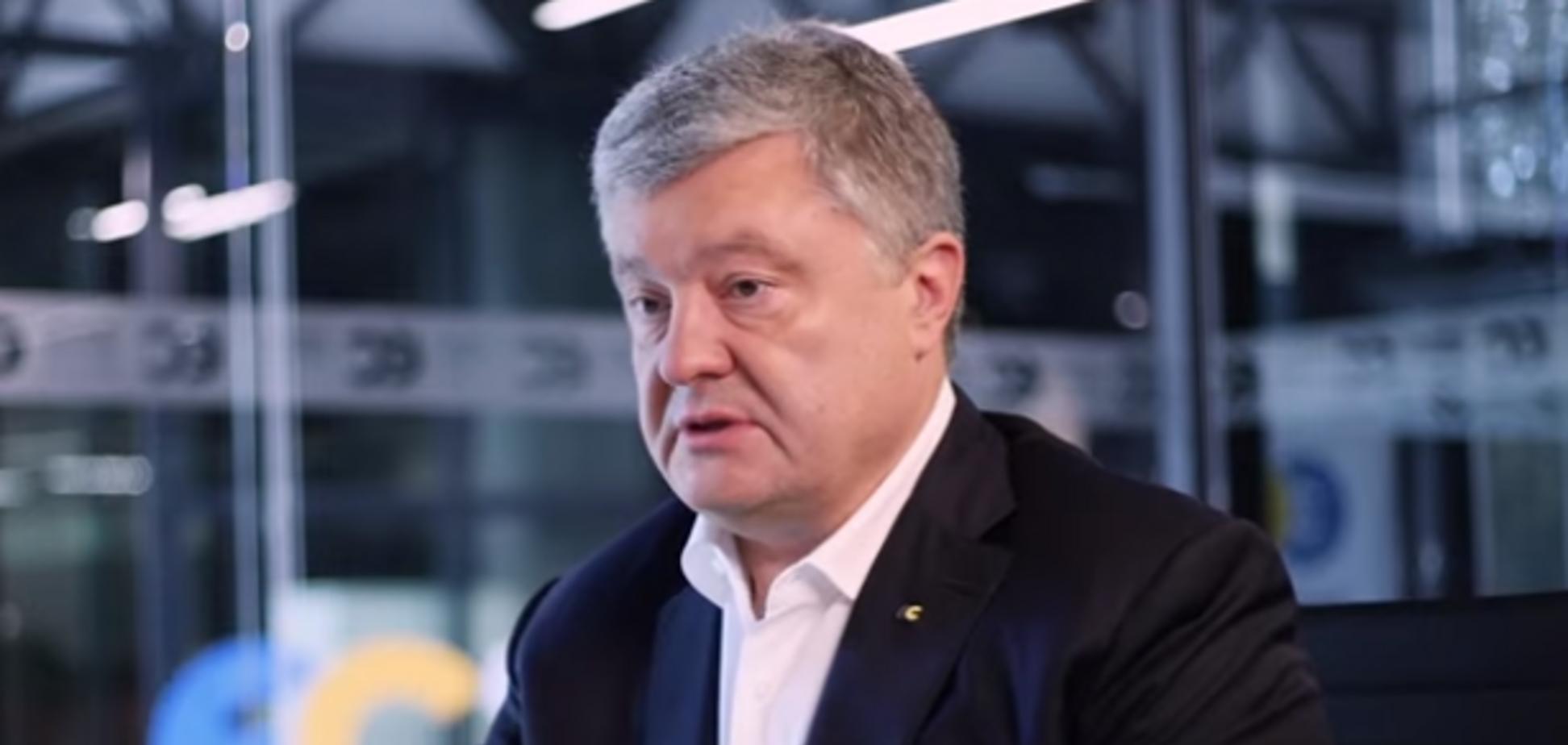 'Не Голобородько точно': Порошенко 'раскусил' связь Зеленского с воздушными шариками Шария