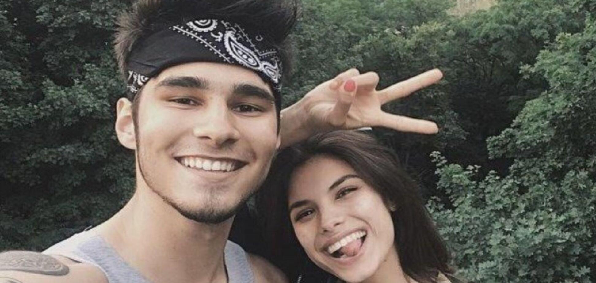 NIKITA LOMAKIN и Michelle Andrade