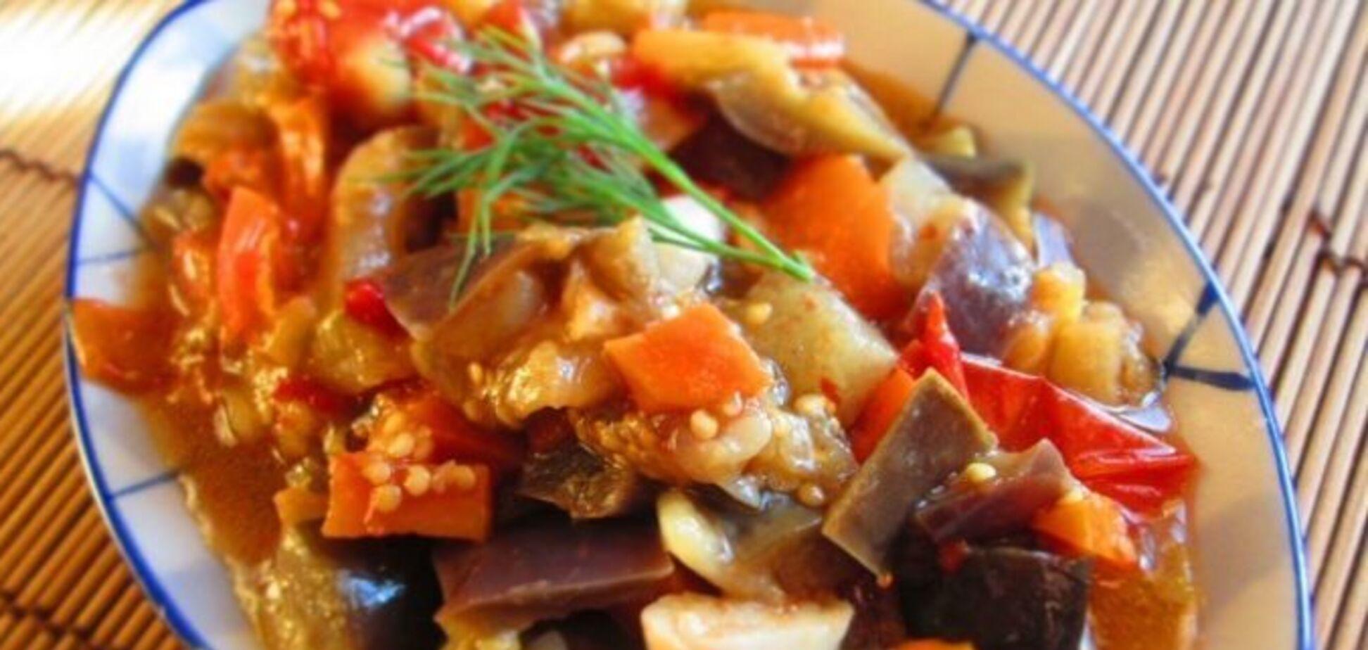 Рецепт блюда с баклажанами, который непременно всем нужно отведать