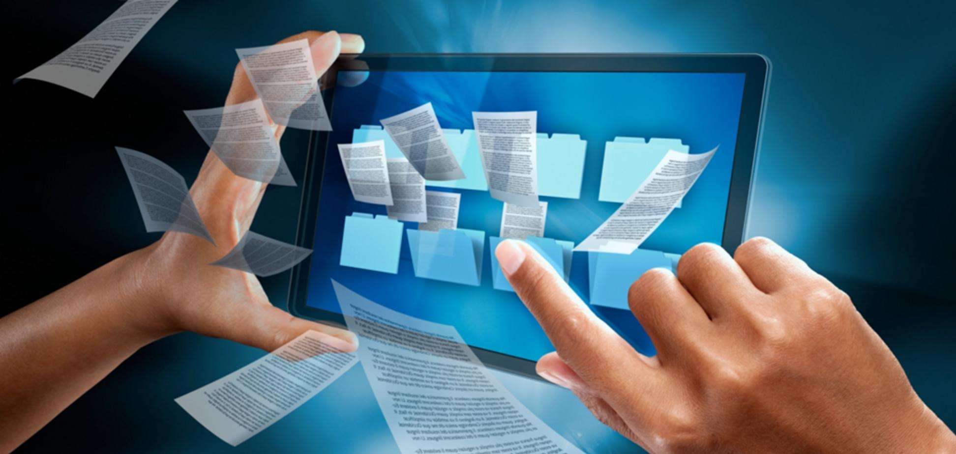 Всеохопна диджиталізація: 'Дебет-Кредит' долучився до ведення бізнесу #Безпаперу