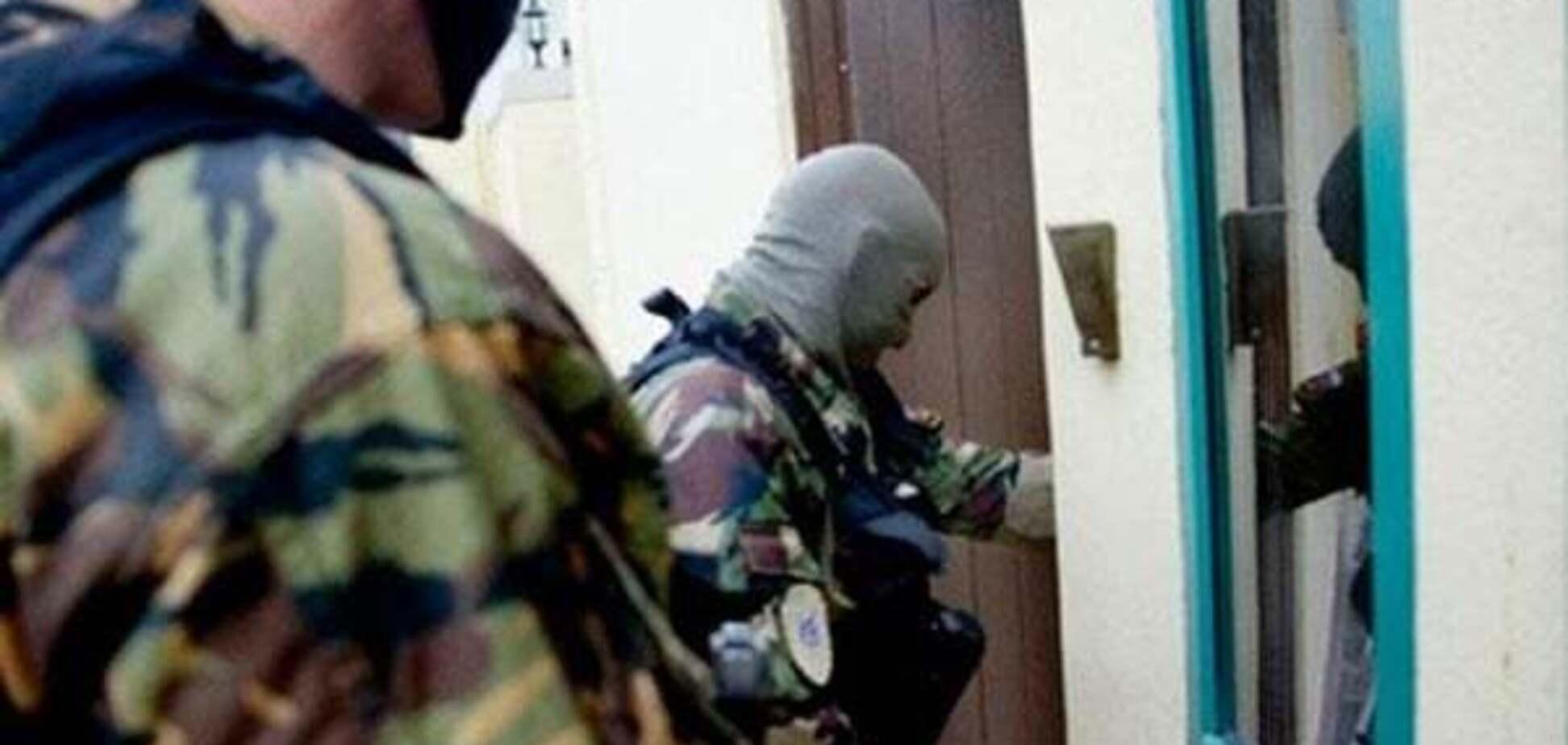 Обыски в Украине
