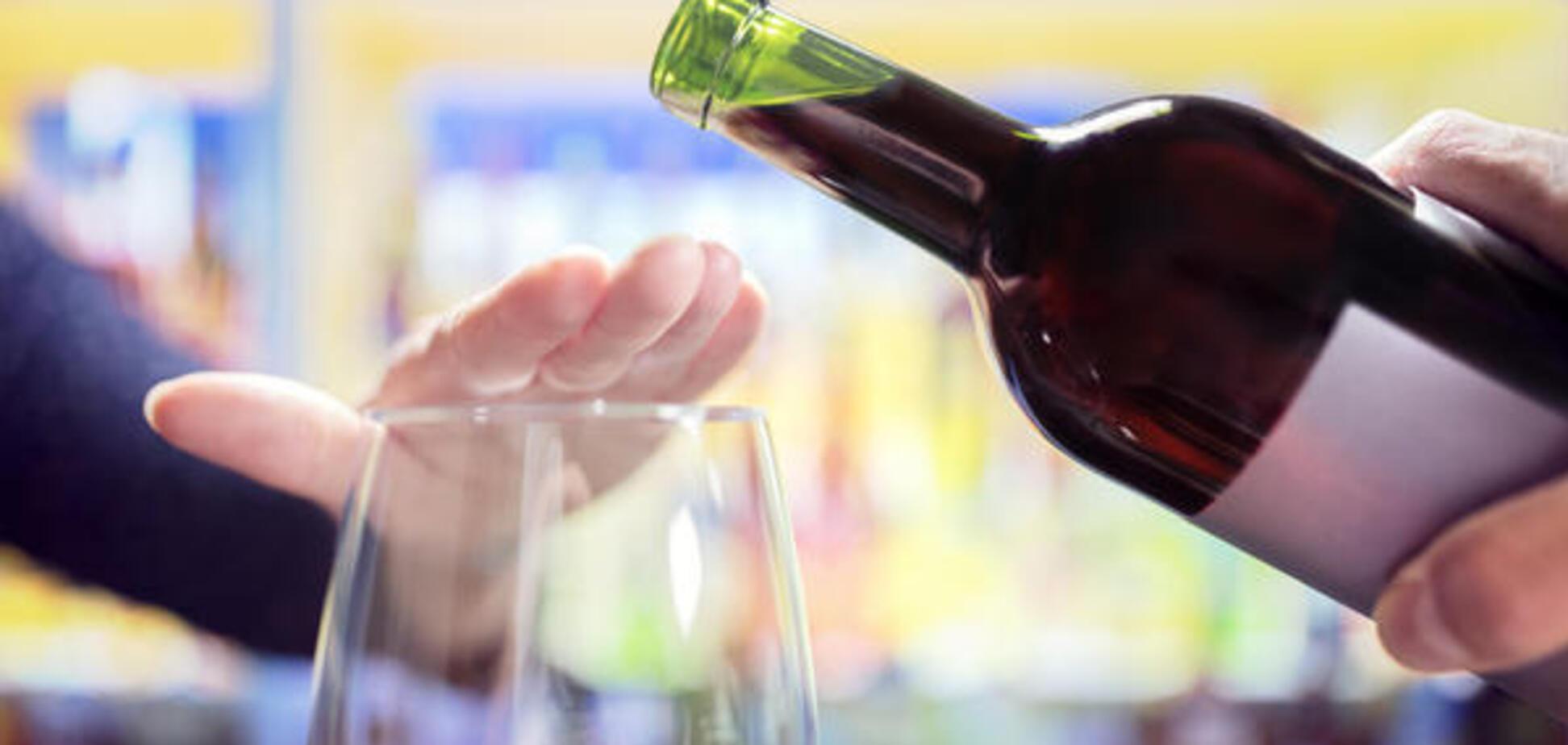 'Слуга народа' запретила украинские шампанское и коньяк: что изменится
