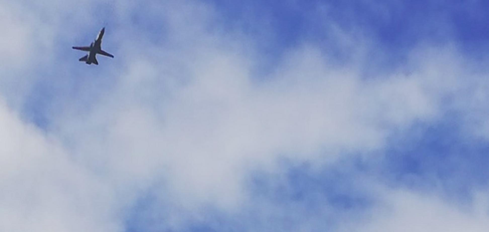 Летіли на маленькій висоті: вінничан стривожила військова авіація