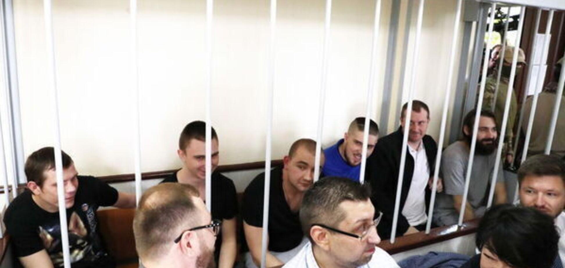 У Росії заговорили про звільнення українських моряків: названа дата