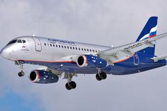 В России опять случилось ЧП с самолетом SSJ-100