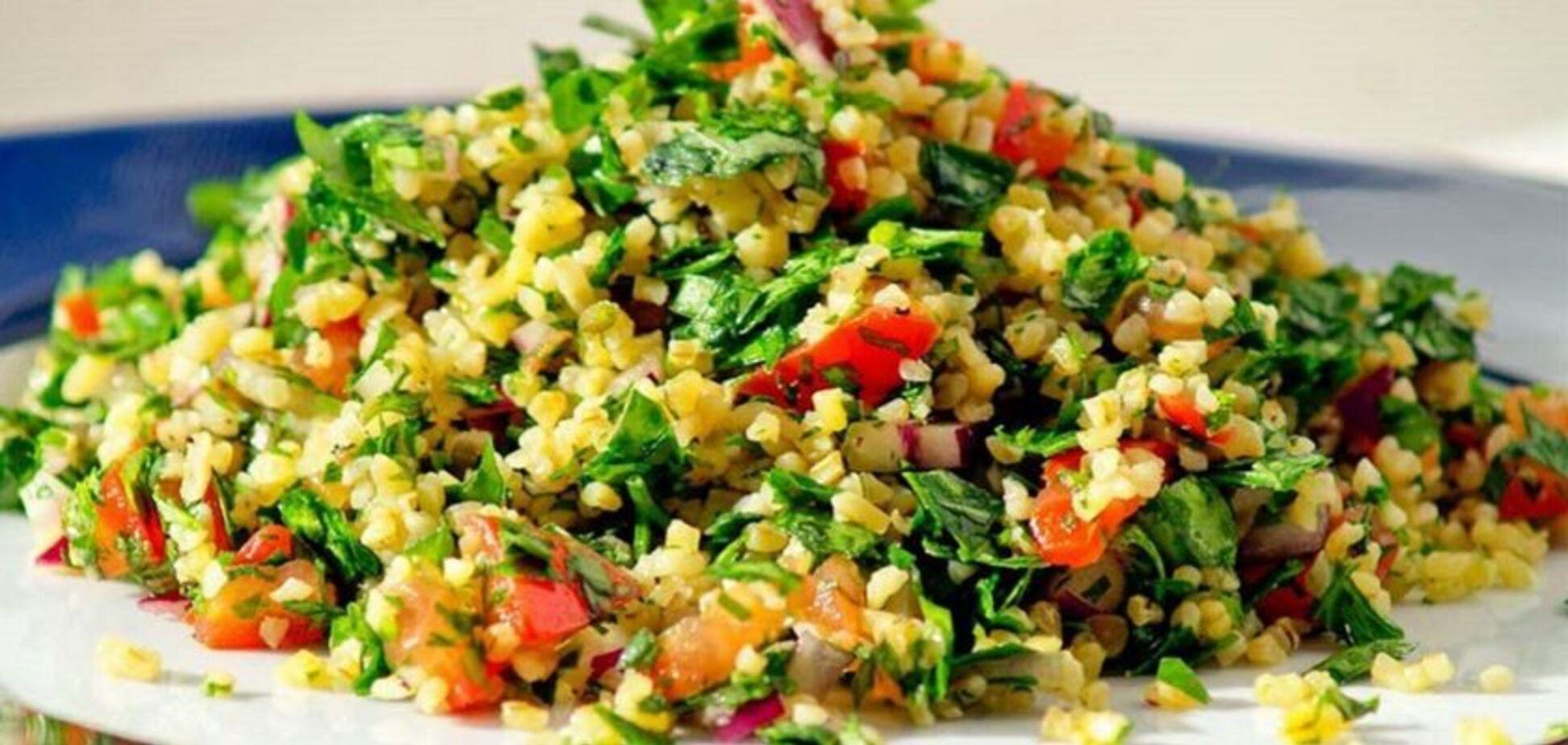 Рецепт цікавого салату зі східної кухні, який вас приємно здивує