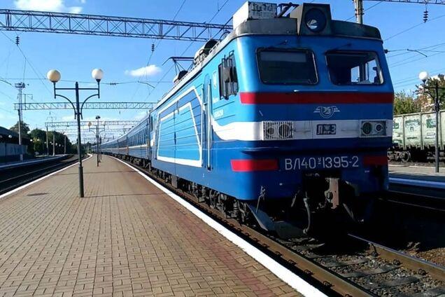 """Поезд """"Укрзалізниці"""""""