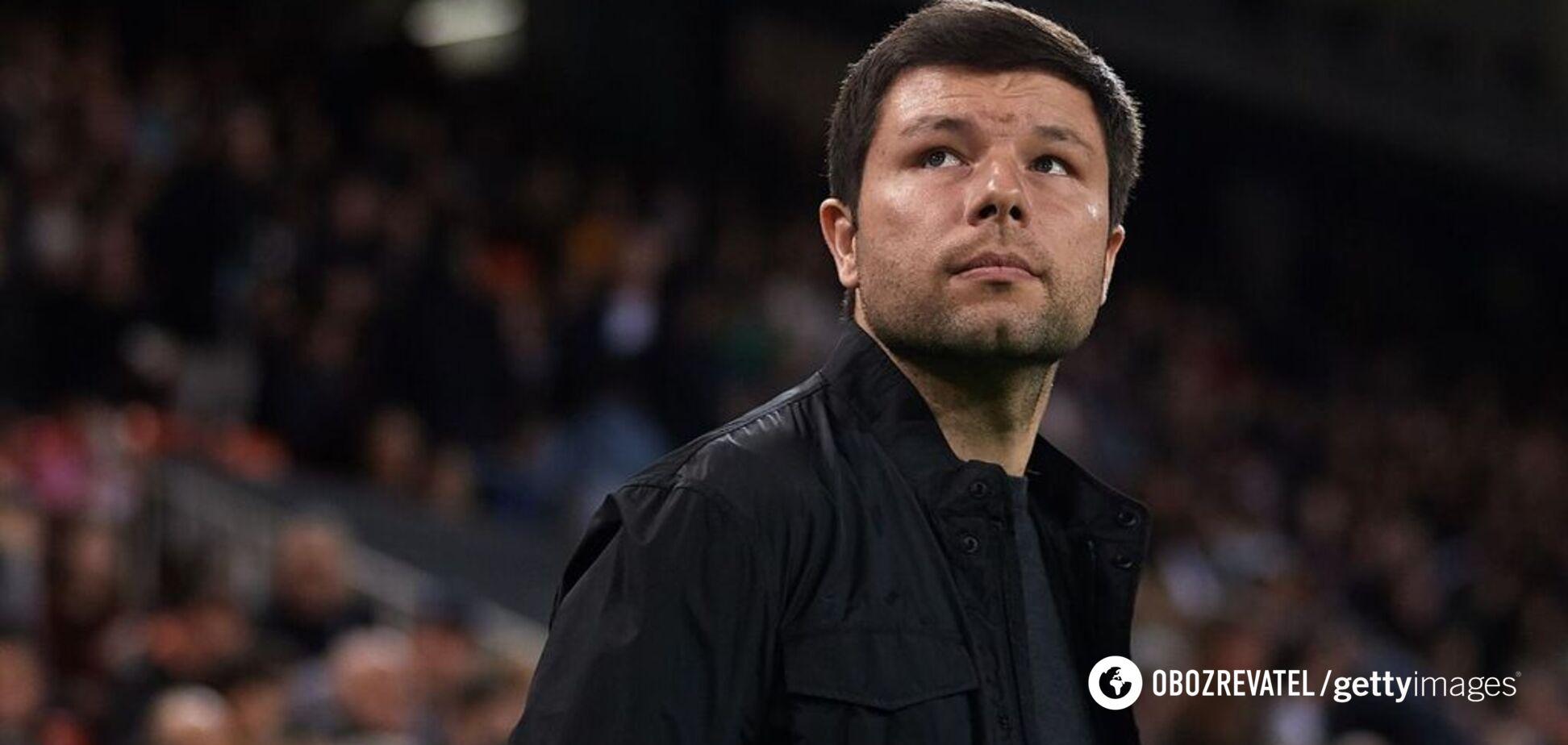 УЄФА несподівано не пустив у Лігу чемпіонів російського тренера