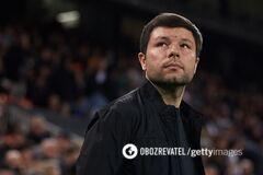 УЕФА неожиданно не пустил в Лигу чемпионов российского тренера