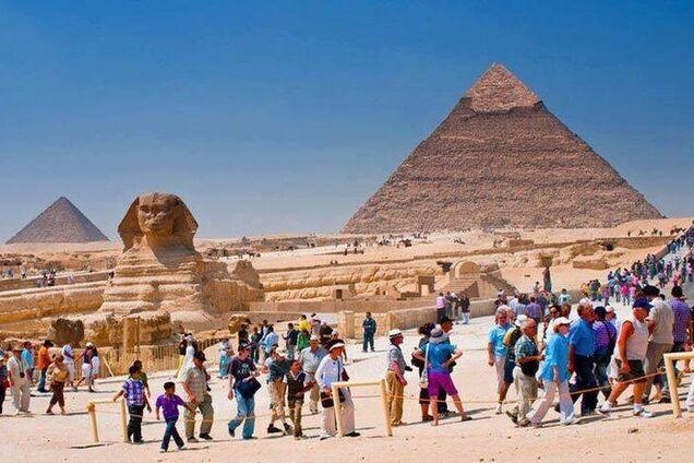 Египет / туризм