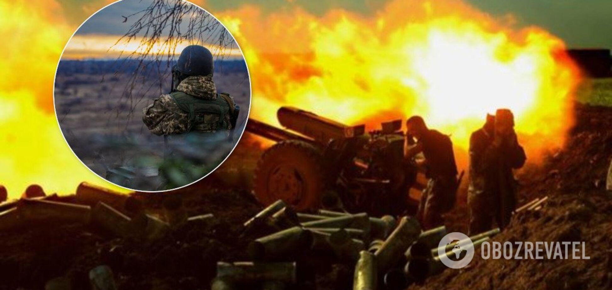 'Победа будет наша. Непременно!' История добровольца – грозы террористов на Донбассе