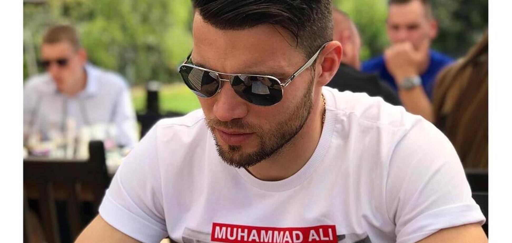 'Москальська пика ляже': український футболіст пригрозив росіянам і отримав у відповідь погрози