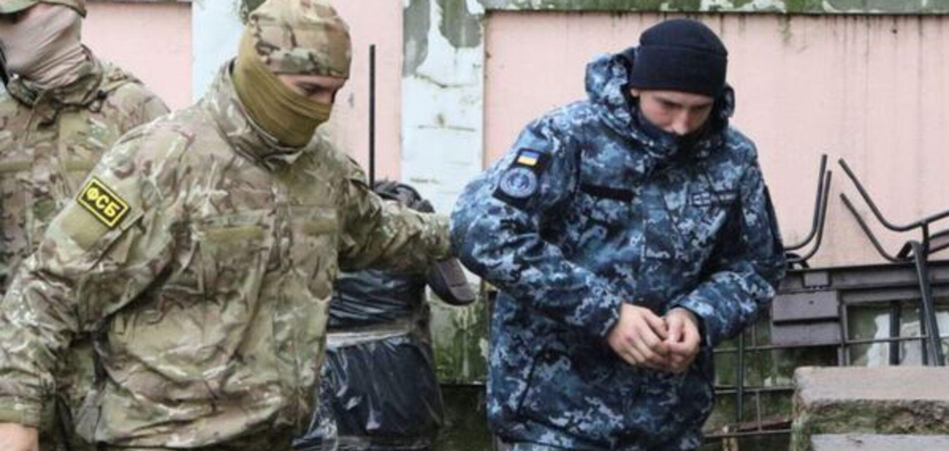 Уже окончательно: в России выдвинули обвинения 18 украинским военнопленным морякам