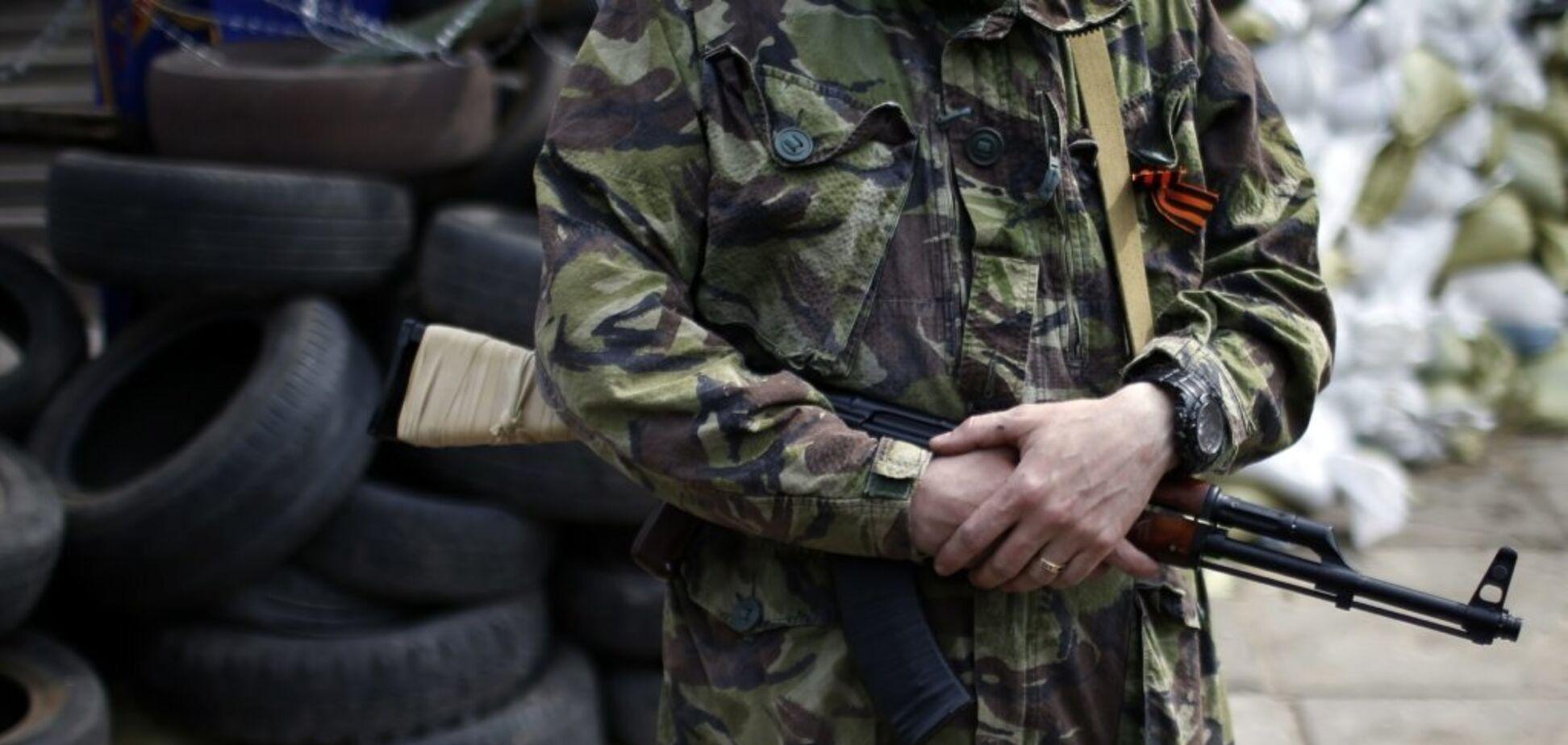 Террорист 'Л/ДНР'