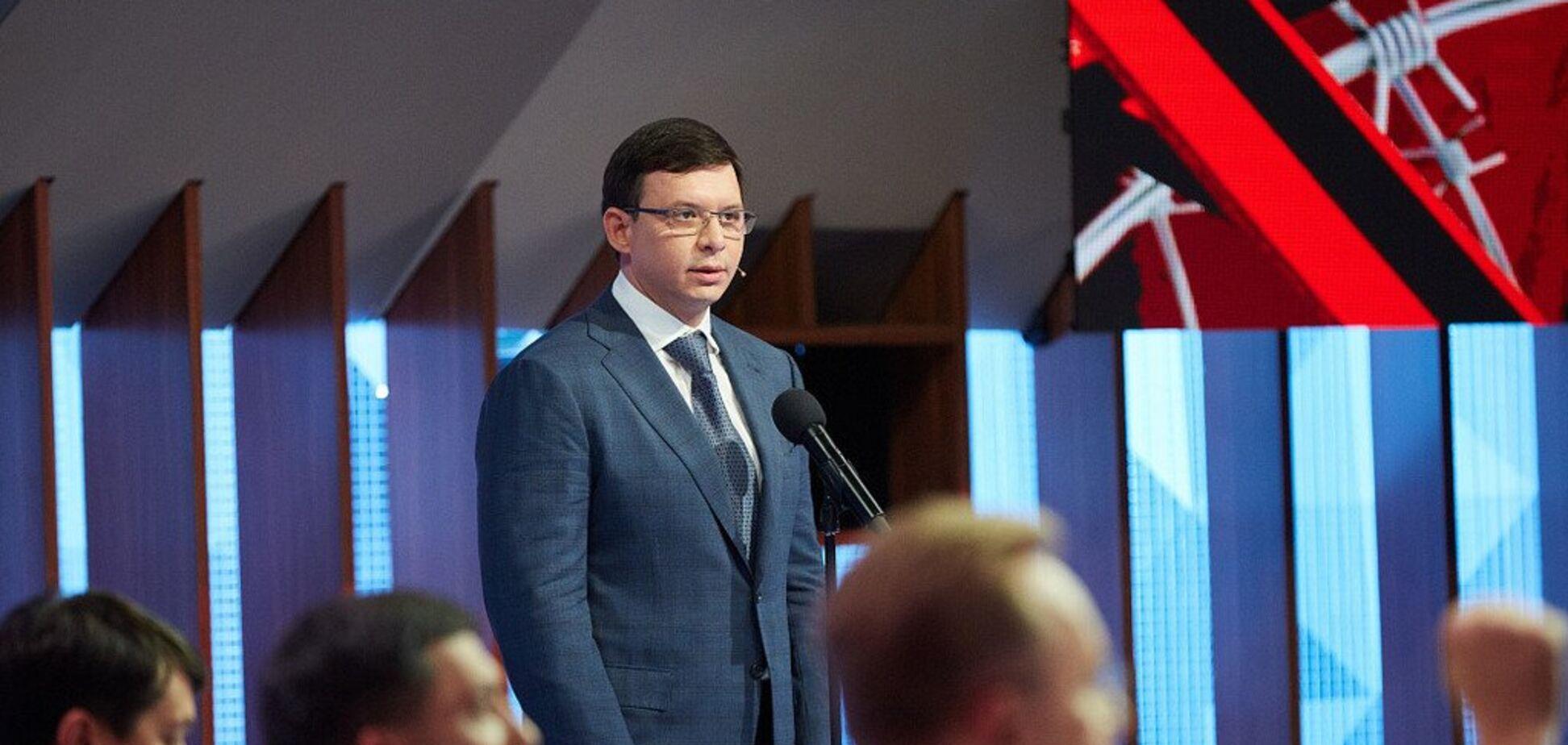 Мураев обвинил 'Оппозиционную платформу – За жизнь' в попытке сорвать выборы