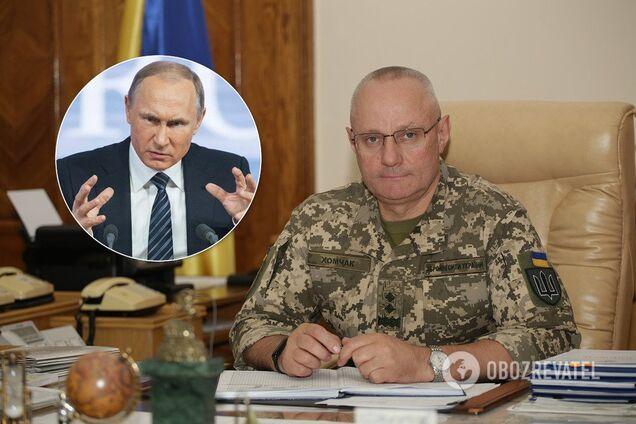 Хомчак обвинил Путина во лжи
