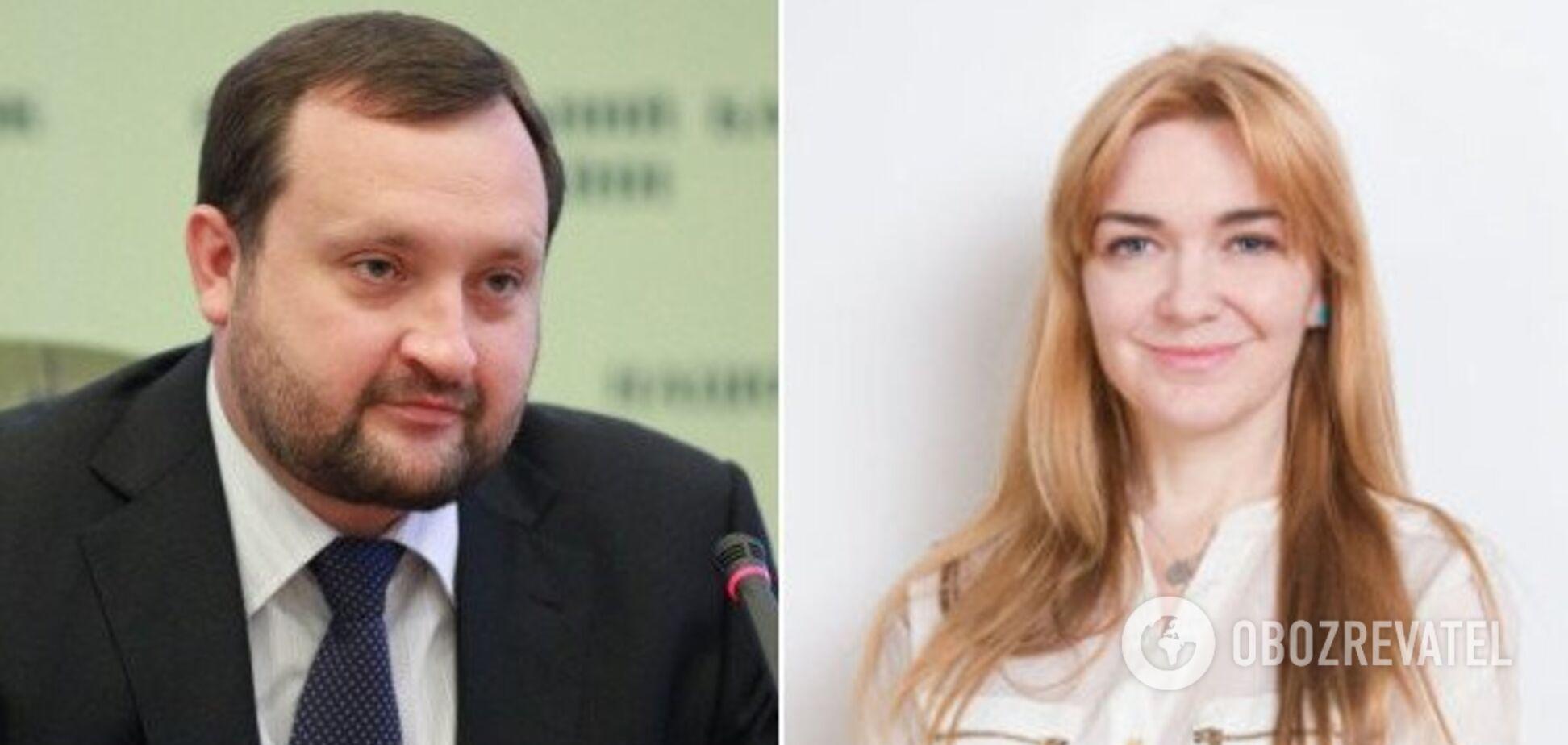 Арбузов і Мошенець