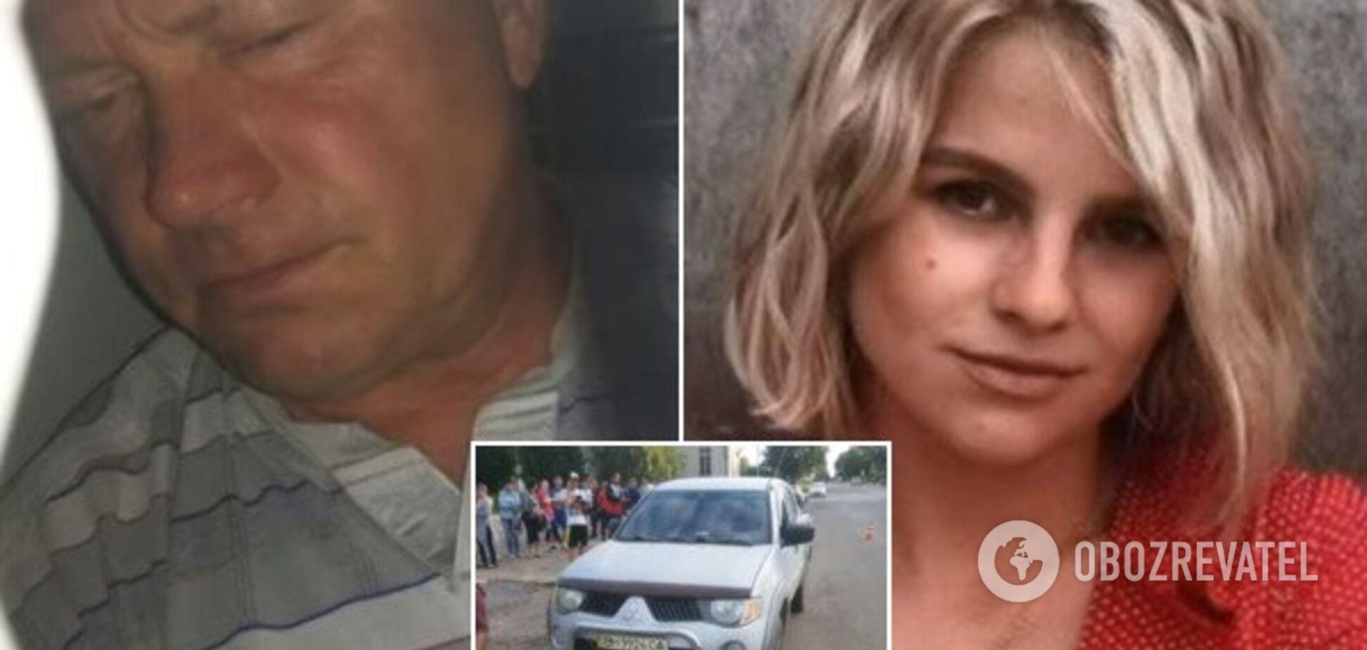 На Львівщині п'яний ексдепутат збив дівчину