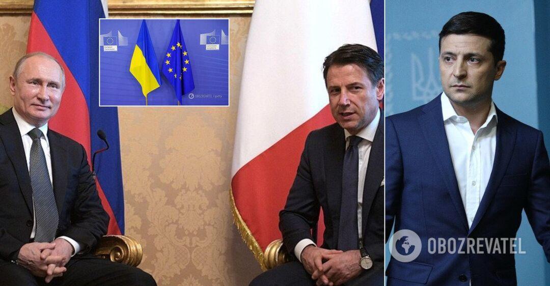 Початок кінця? У Європі здіймається хвиля за зняття санкцій з Росії (фото, відео)