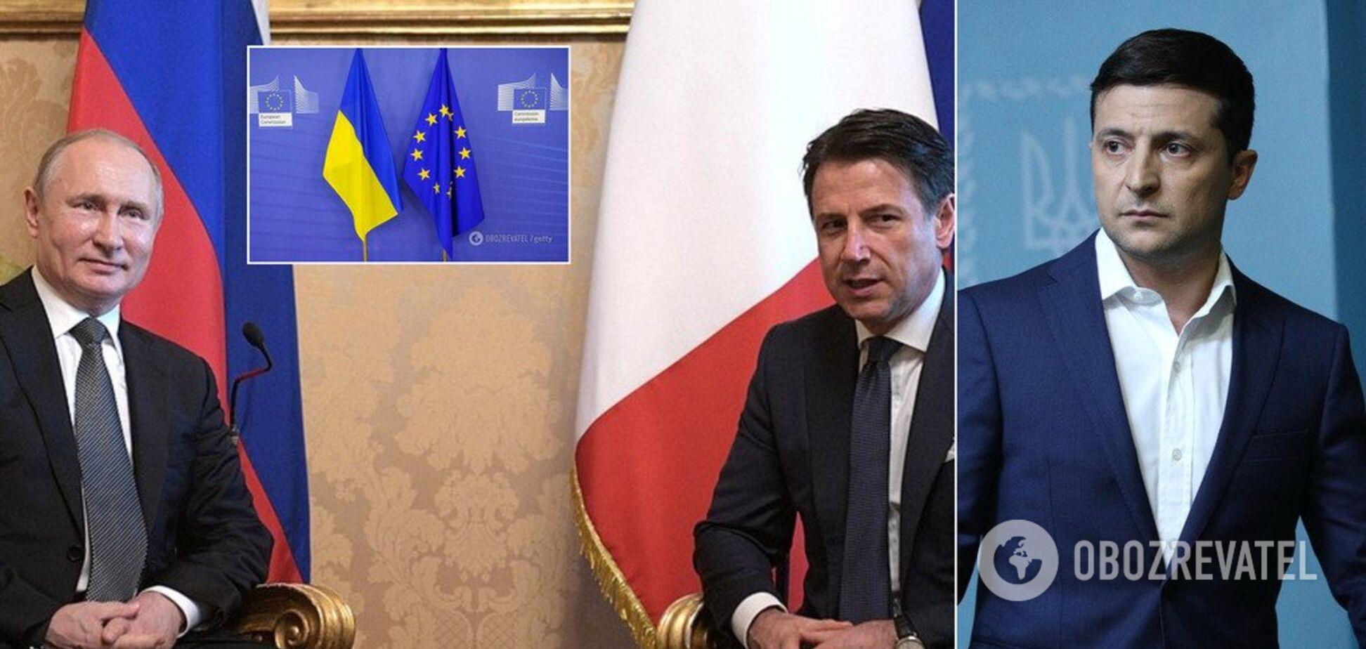 Начало конца? В Европе поднимается волна за снятие санкций с России