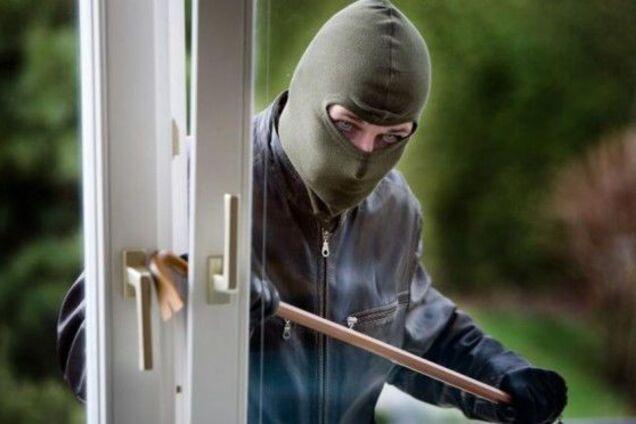 Домашнее ограбление