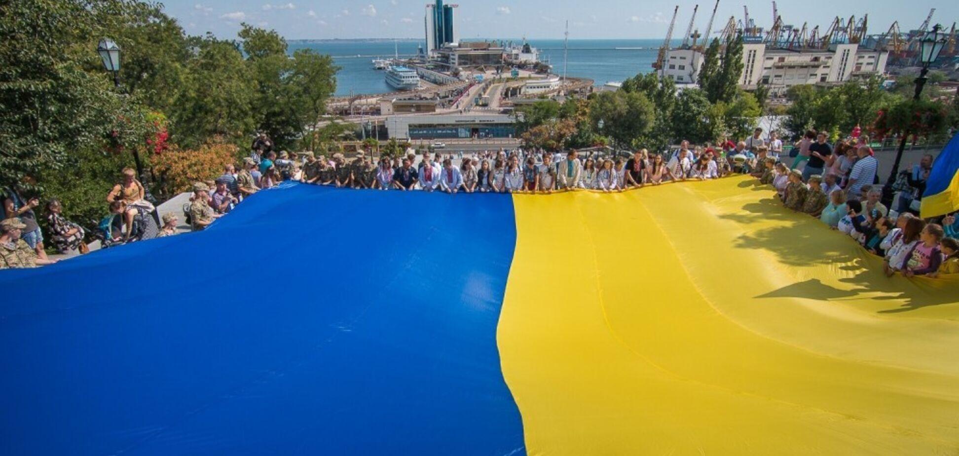 Будувати необхідно Україні Україну
