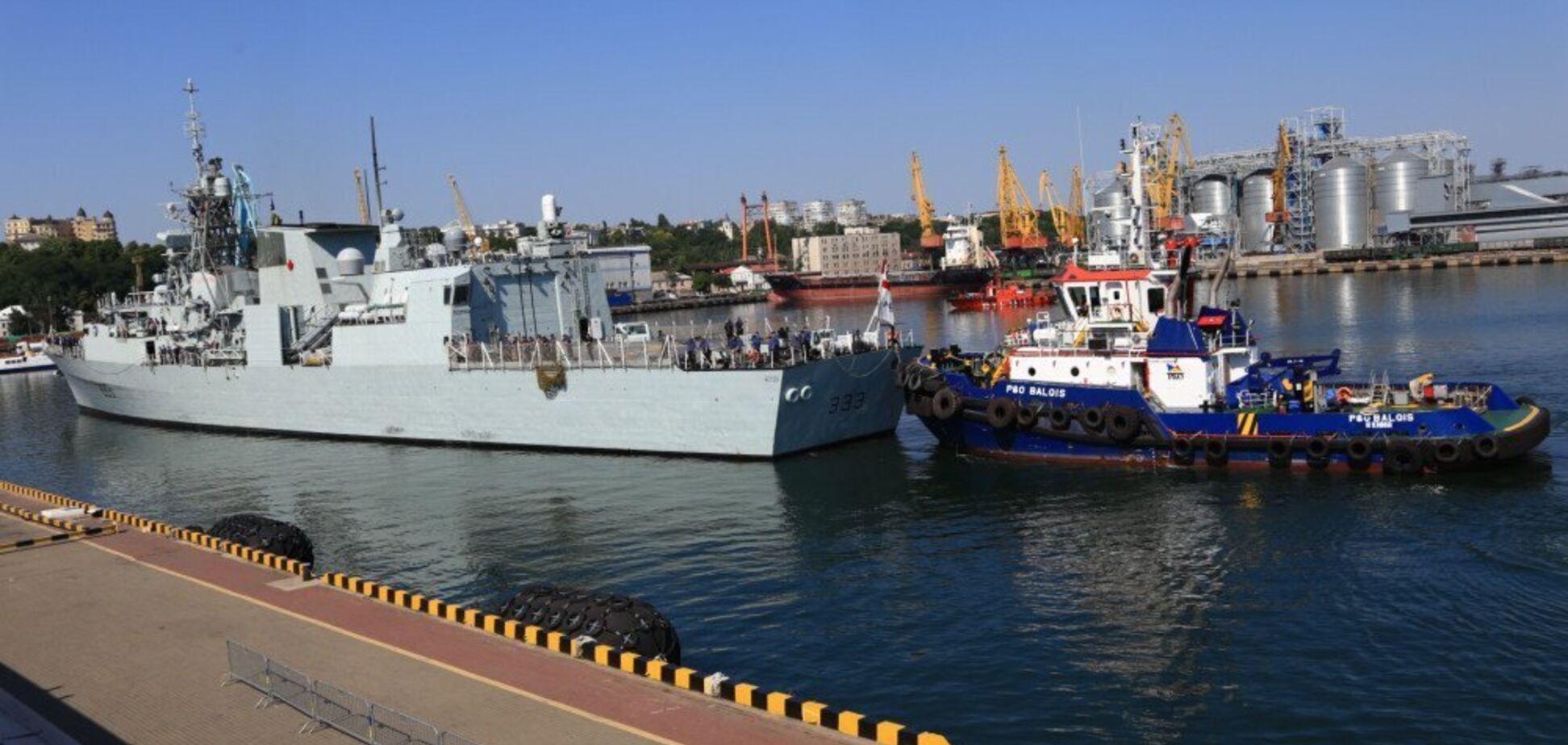 'Підірвемо морвокзал!' В Одесі почався терор через кораблі НАТО