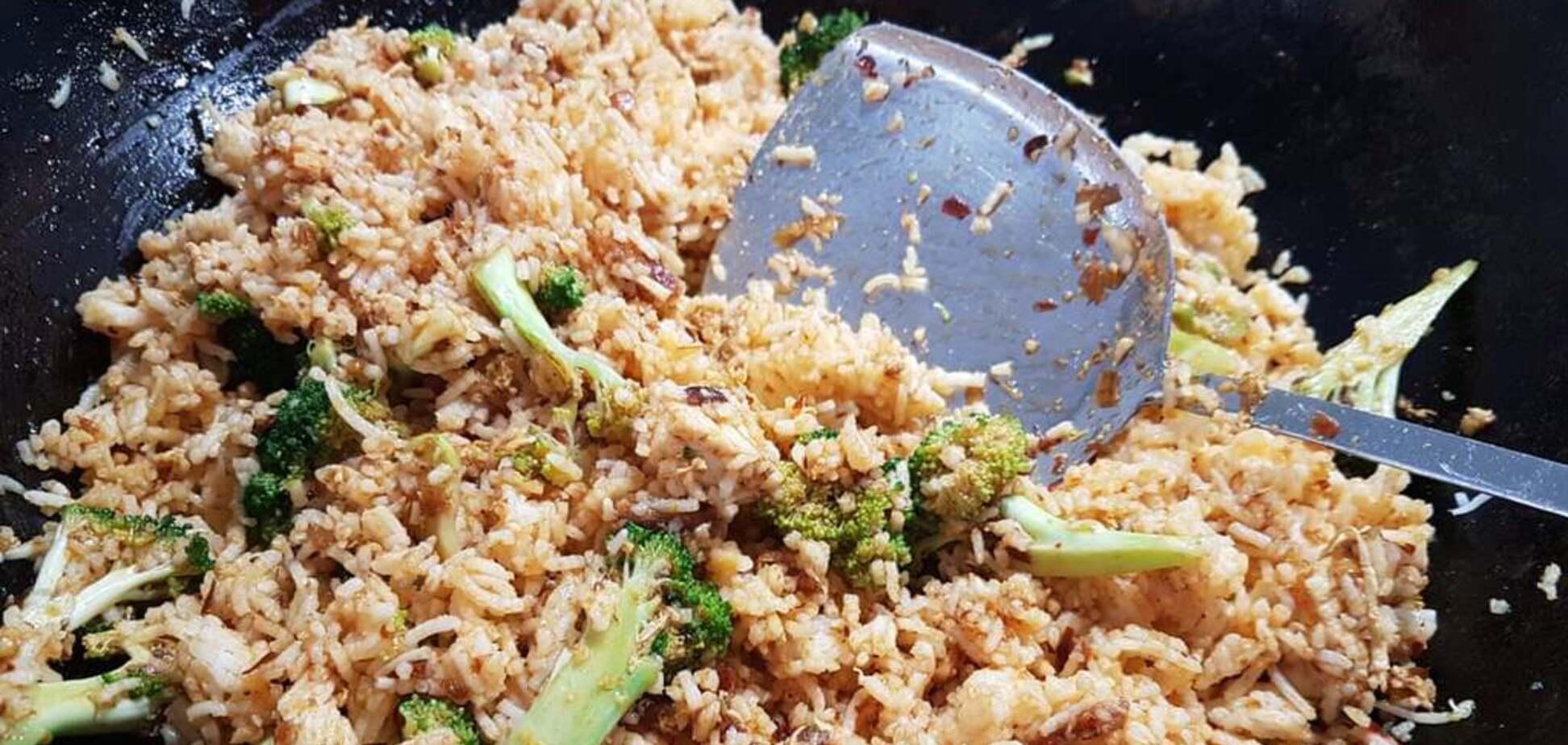 Раскрыт секрет приготовления лучшего жареного риса по-китайски