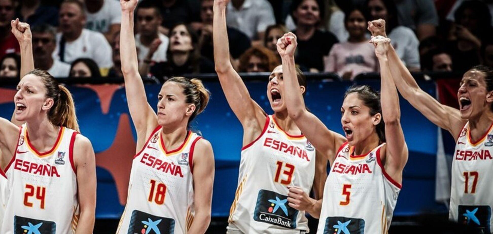 Визначилися фіналістки Євробаскету-2019