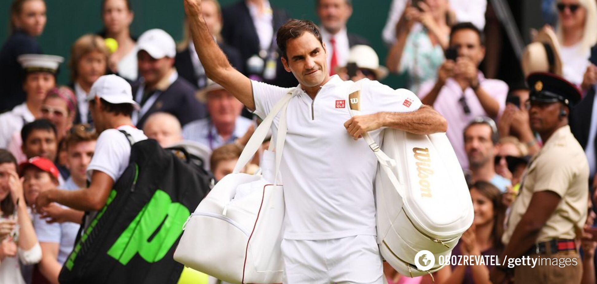 Первый человек на планете: Федерер установил уникальный рекорд в истории тенниса