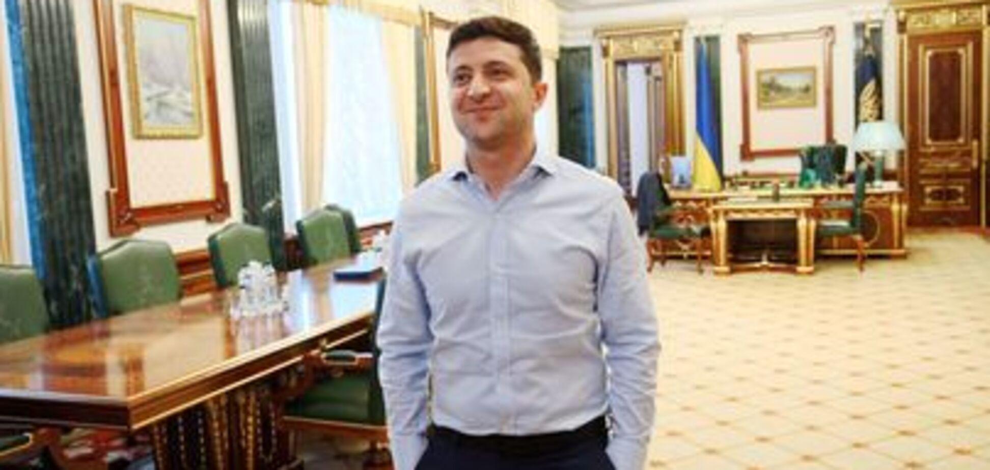 'Добкін-молодший відпочиває': Зеленського розгромили за 'дивну' поведінку: відео