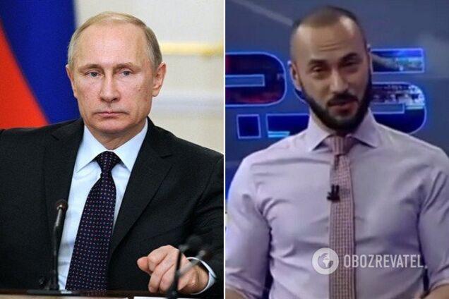 Габунія обматюкав Путіна