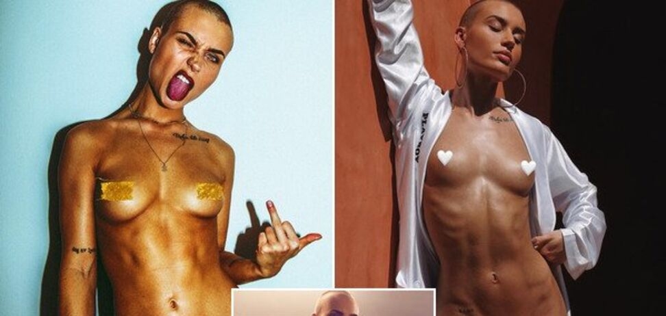 Унікальна фітнес-модель вразила Instagram оголеною фотосесією