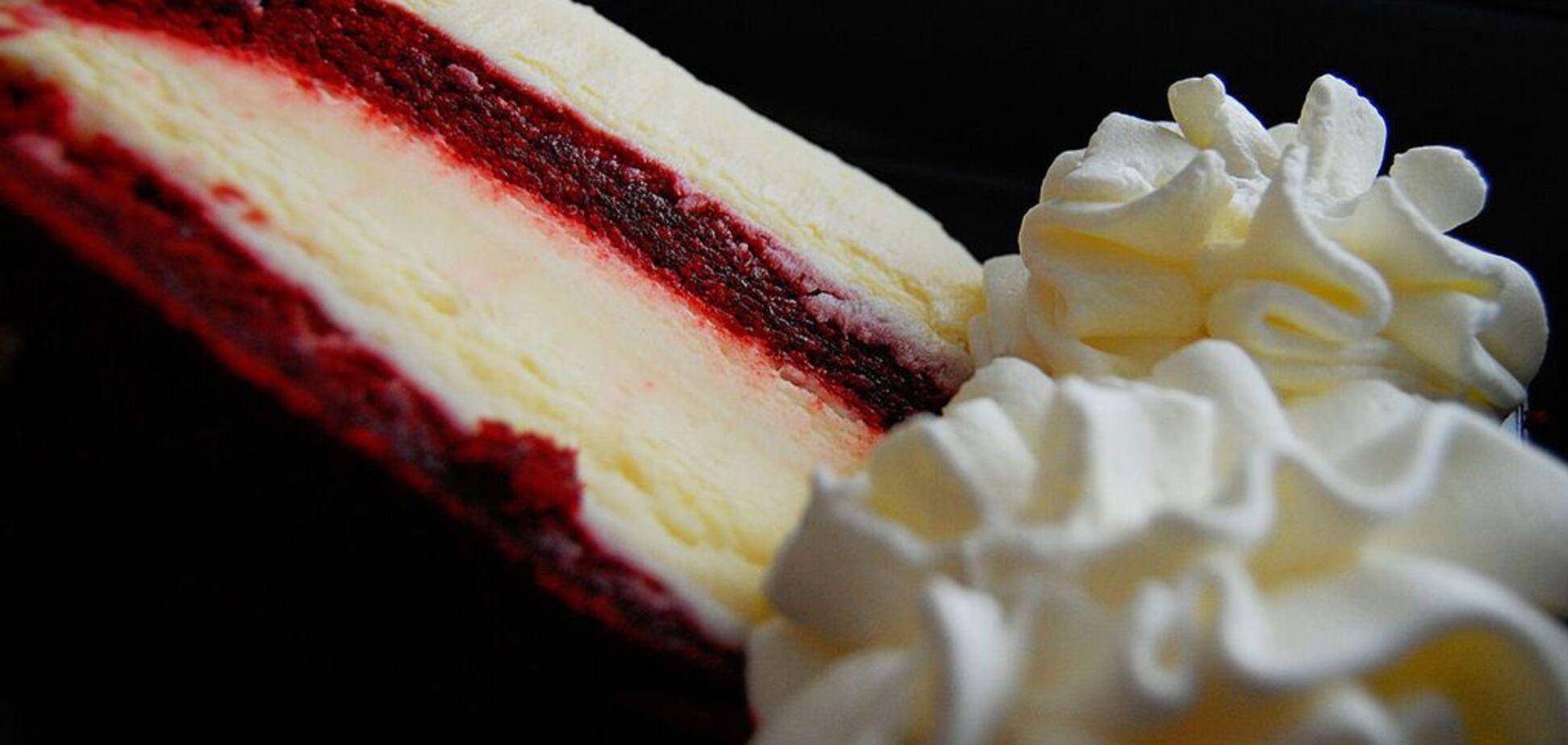 Торт 'Красный бархат': лучший пошаговый рецепт с фото и видео