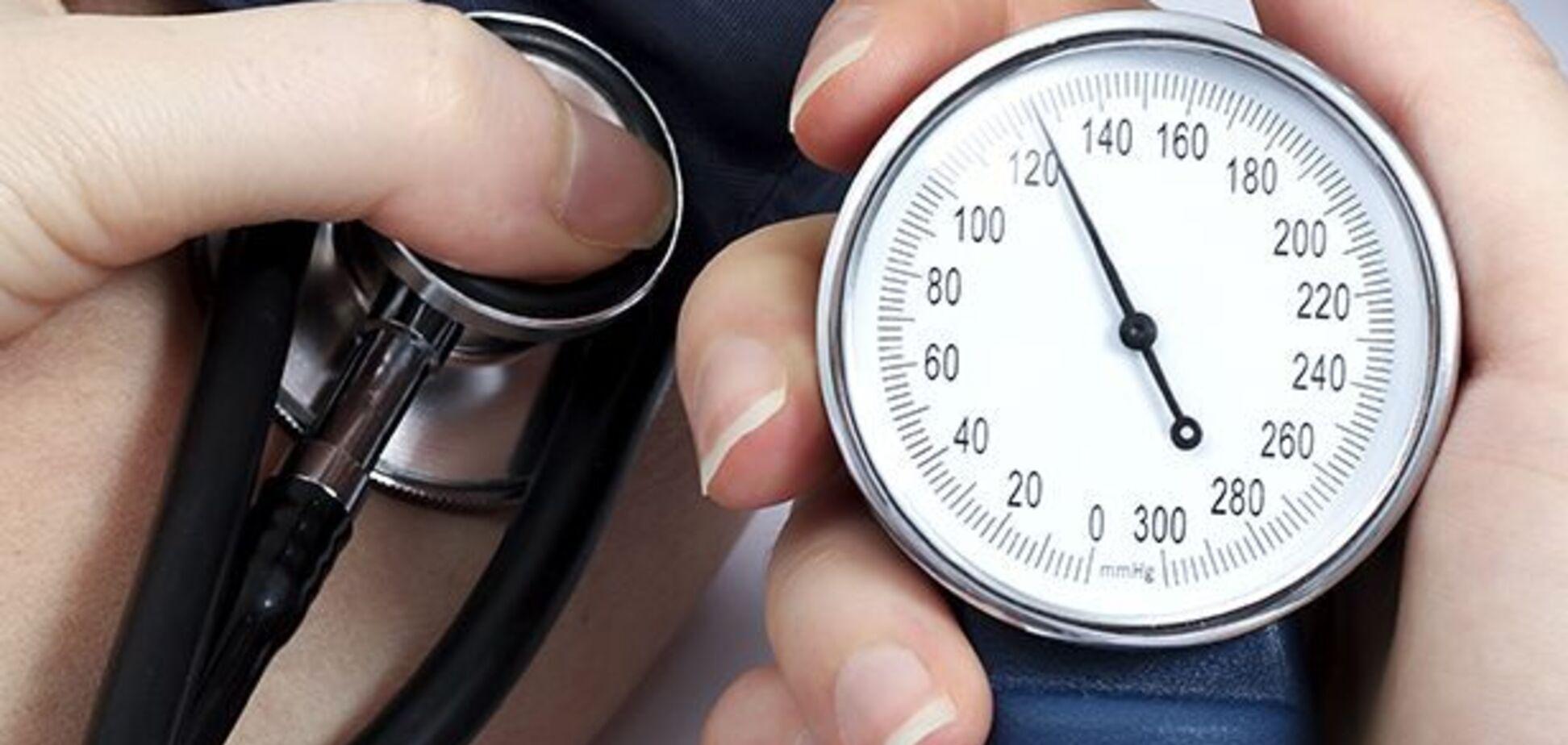 Як знизити тиск без ліків: медики дали пораду