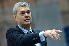 Офіційно: збірна України з баскетболу отримала нового тренера