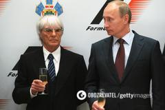 'Несет хорошее людям': экс-босс Формулы-1 признался в любви Путину
