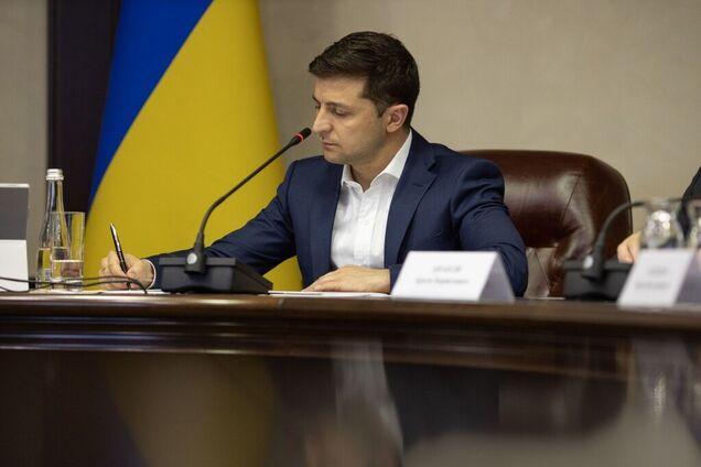 Зеленський назвав умову зняття блокади Донбасу