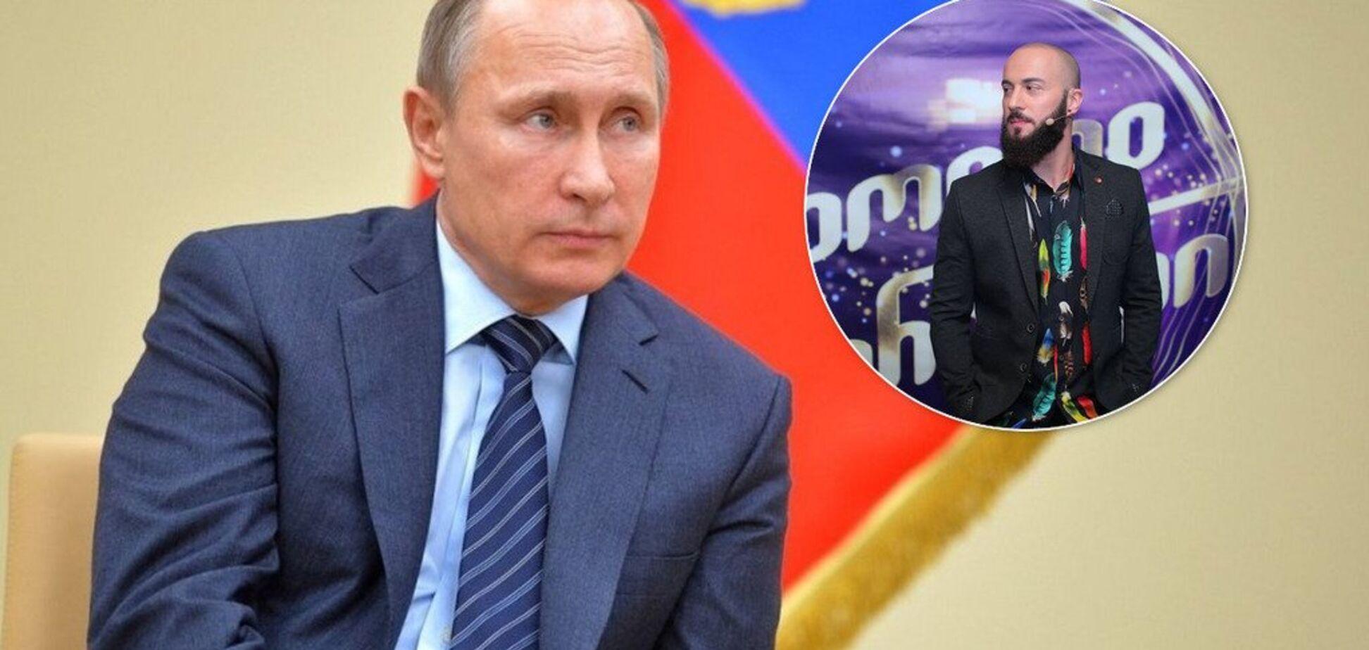 'Пошел в ж*пу, Володя!' Скандал с 'приветом' Путину в прямом эфире получил продолжение