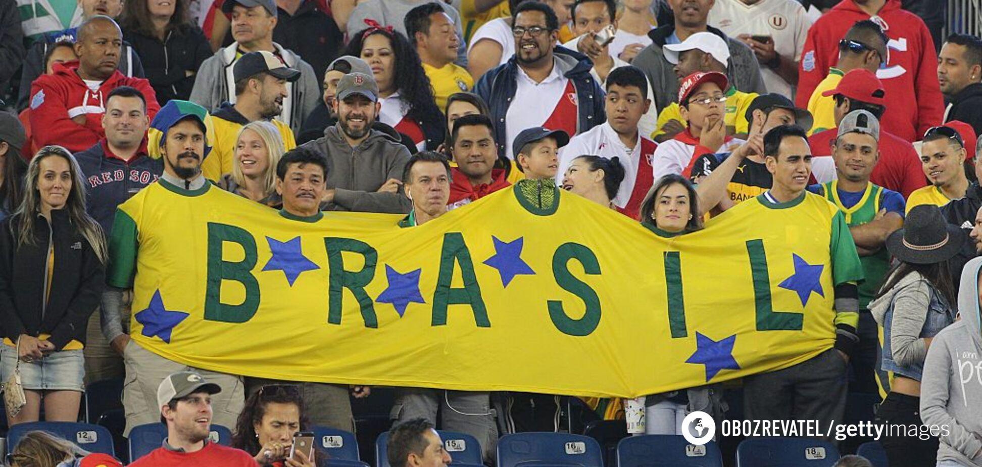 Гравець 'Динамо' допоміг Бразилії виграти Копа Америка-2019