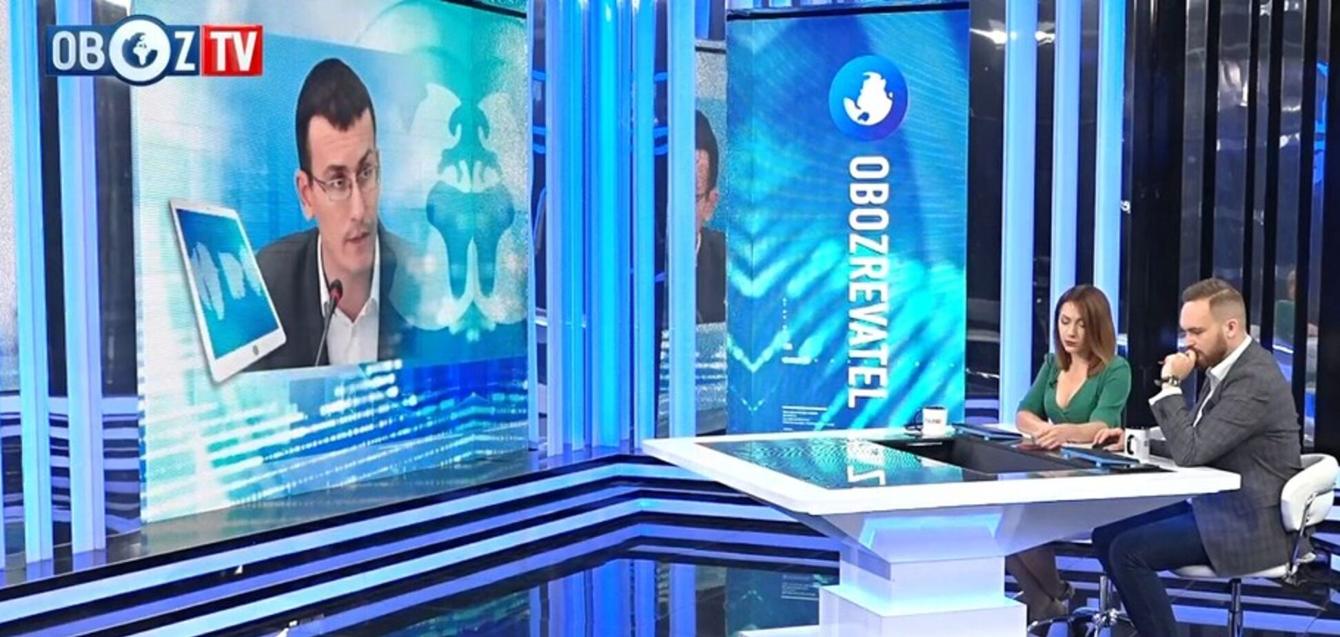 Телеміст з Росією: глава Спілки журналістів України запропонував альтернативу