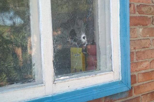 Боевики подло обстреляли мирных жителей на Донбассе
