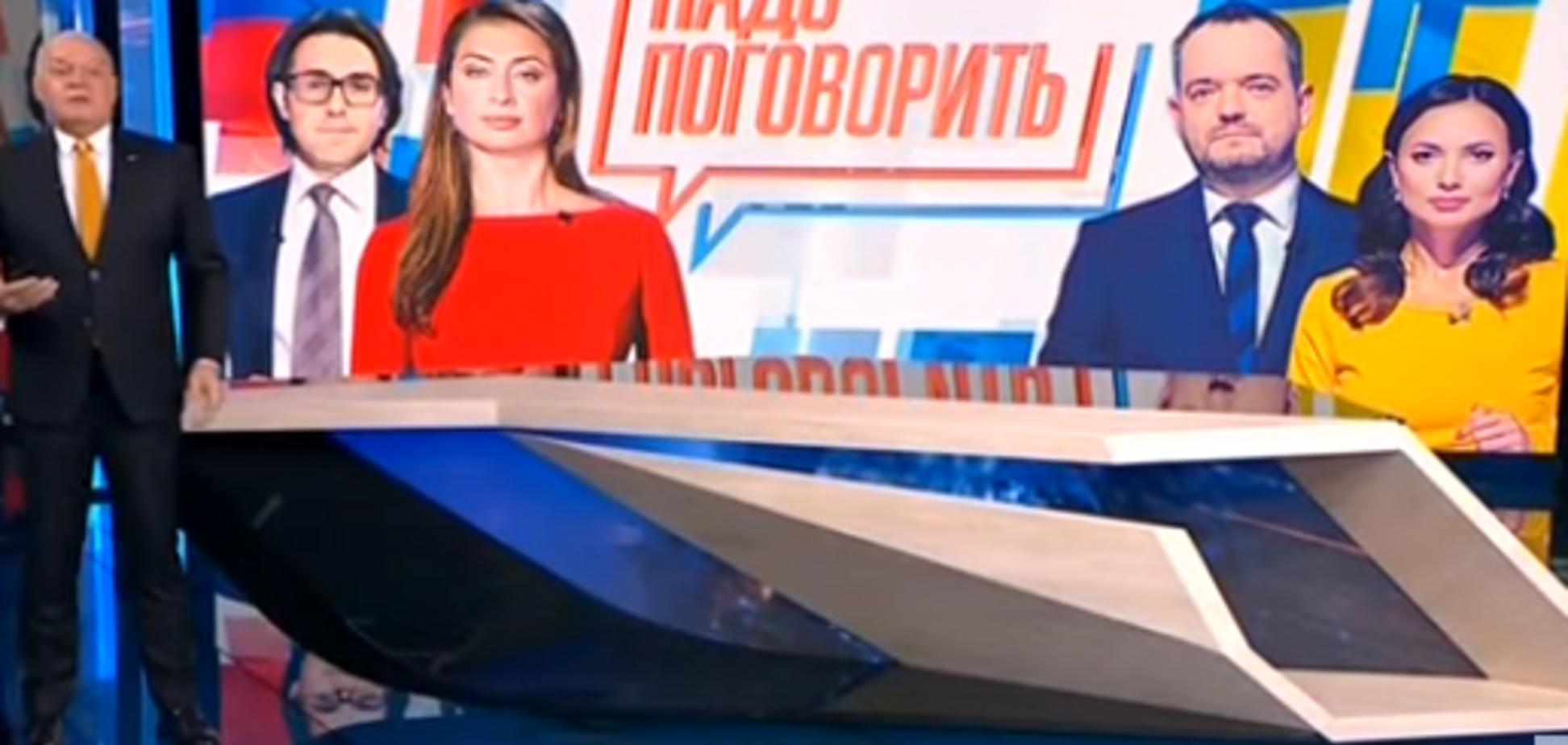 Портніков пояснив мету скандалу з телемостом