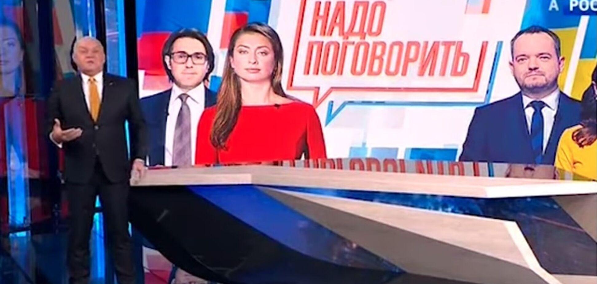 Телемост с 'Россией-24': не доводите людей до греха, будет больно