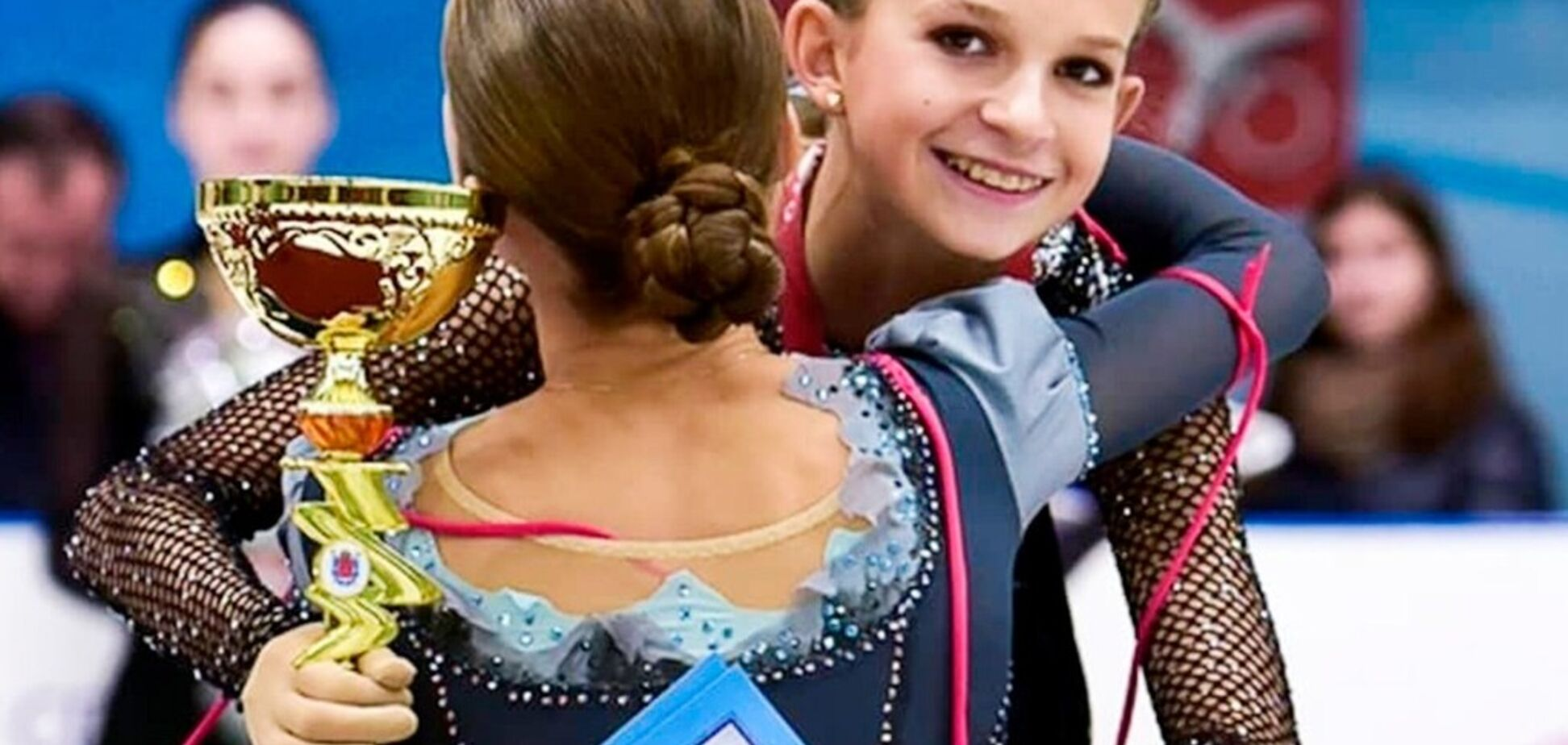 Скандальная российская спортсменка сбежала в Украину