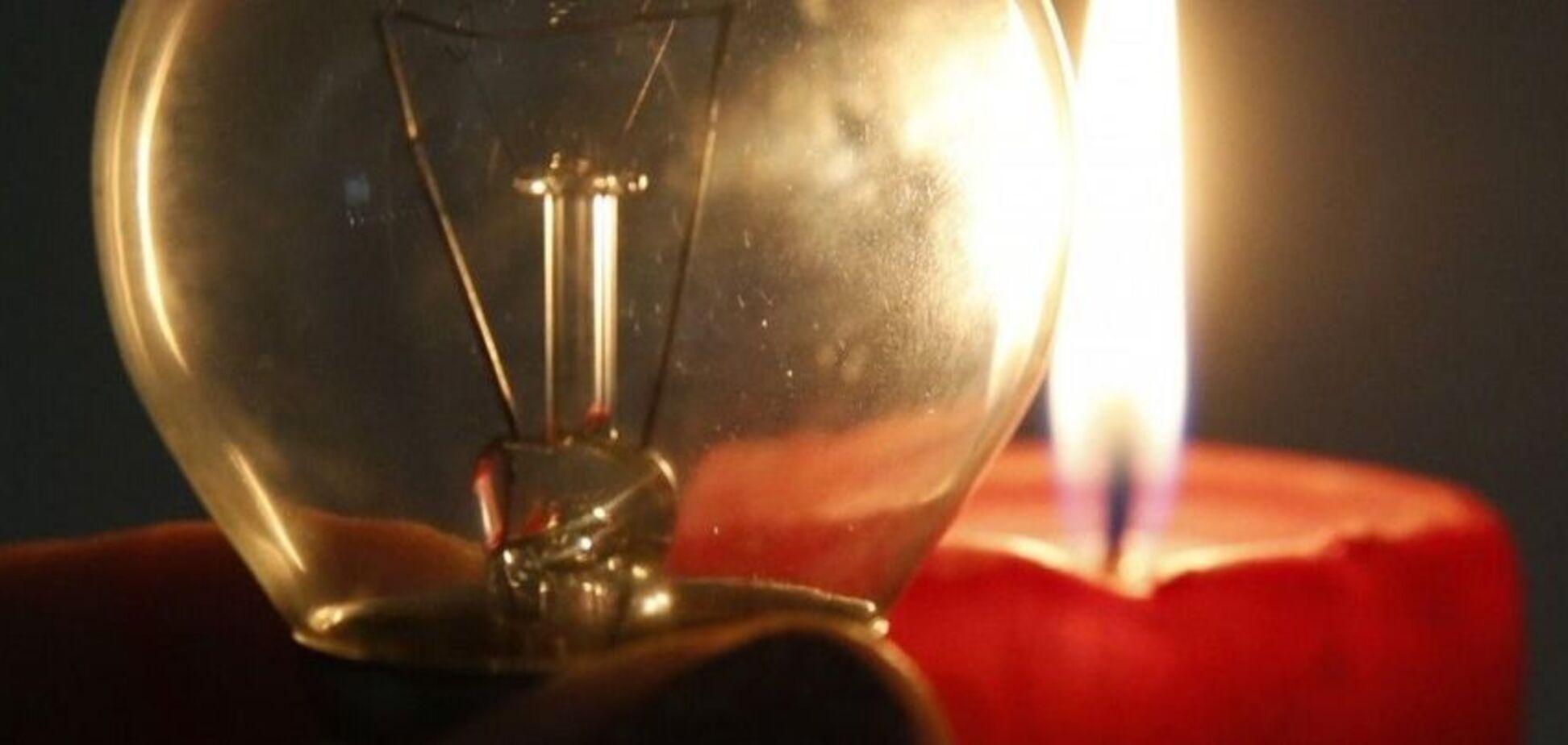 10 липня в Дніпрі відключать світло в двох районах: адреси