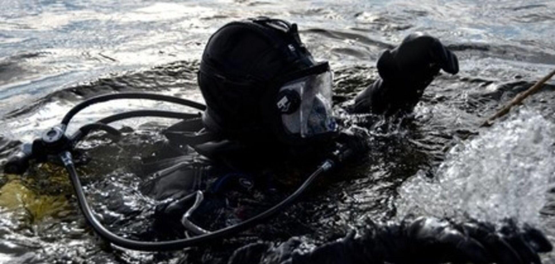 На озері в санаторії під Києвом потонула людина