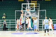 Украинские баскетболисты вышли в полуфинал Универсиады